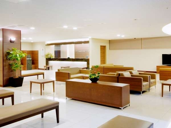 ダイワロイネットホテル八戸 ロビー