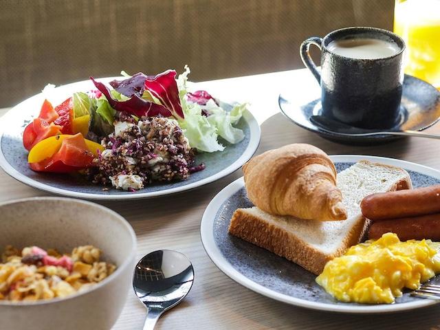 オリエンタルホテル京都六条 朝食イメージ