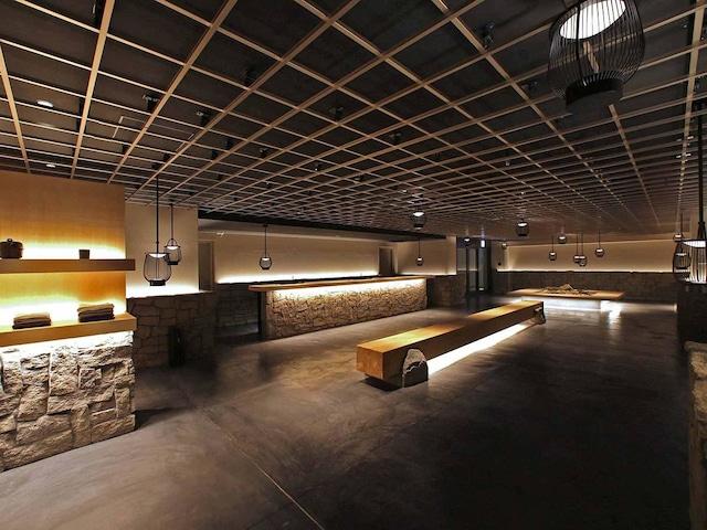 オリエンタルホテル京都六条 フロント