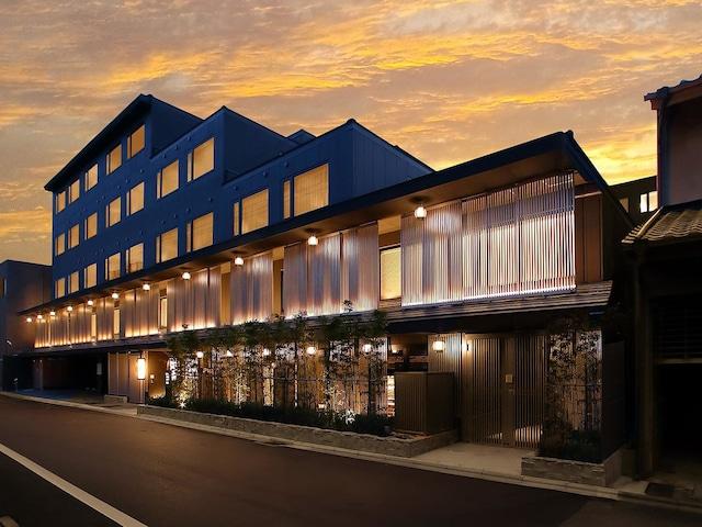 オリエンタルホテル京都六条 外観