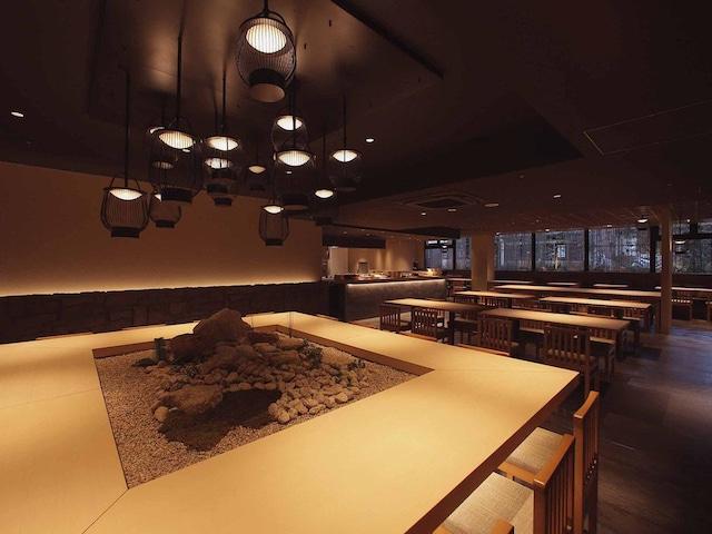 オリエンタルホテル京都六条 ラウンジ