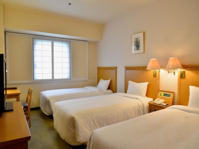 パシフィックホテル沖縄 トリプルルーム
