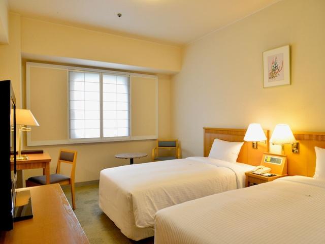 パシフィックホテル沖縄 ツインルーム