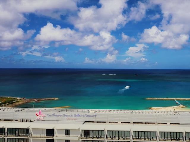サザンビーチホテル&リゾート沖縄 外観