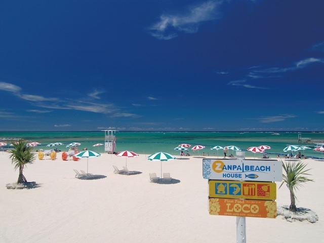 ロイヤルホテル 沖縄残波岬 ざんぱビーチ