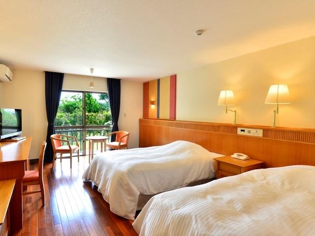 フサキビーチリゾートホテル&ヴィラズ コテージスーペリア