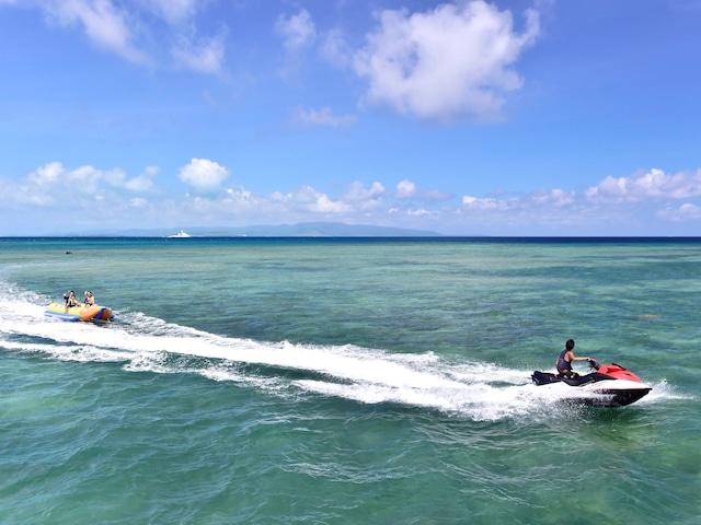 フサキビーチリゾートホテル&ヴィラズ マリンスポーツも充実