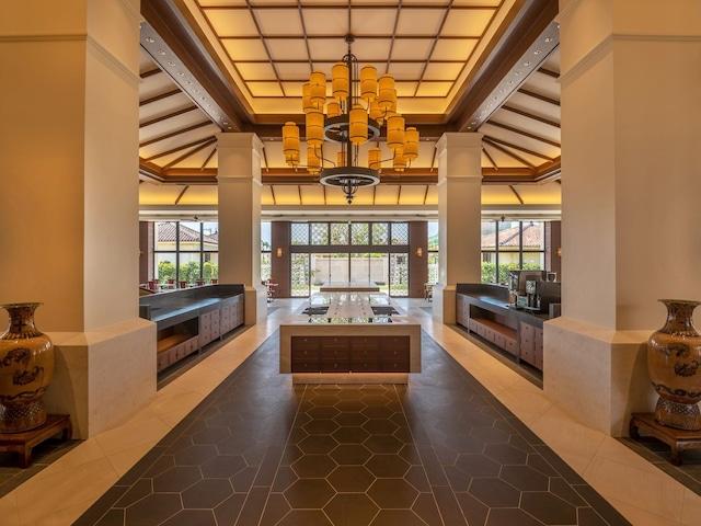 フサキビーチリゾートホテル&ヴィラズ レストラン「琉球新天地」