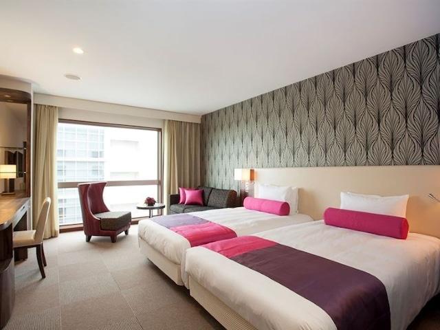 メルキュールホテル沖縄那覇 スーペリアトリプル