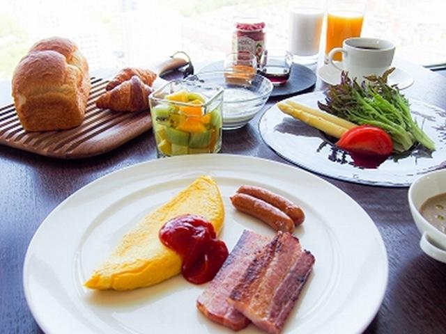 ホテルエミシア札幌 朝食イメージ
