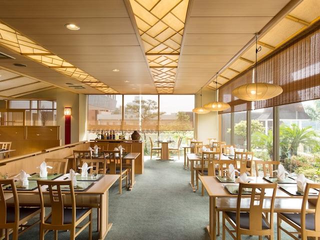 ダブルツリー by ヒルトン那覇首里城 レストラン「日本料理 富士」