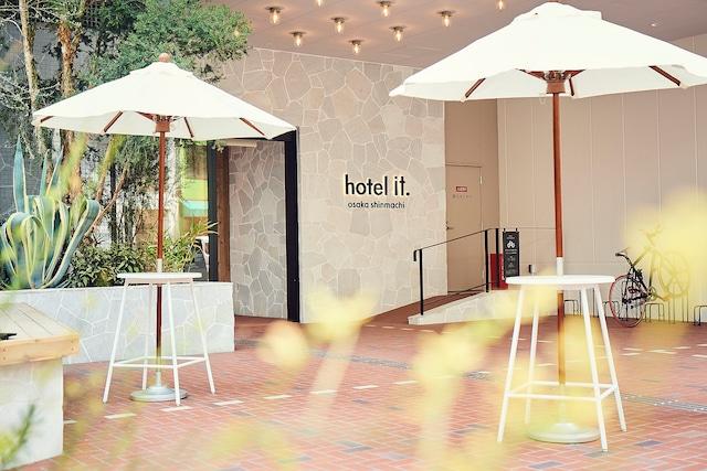 hotel it (ホテル イット) ホテルエントランス