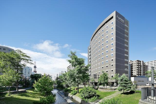 フェアフィールド・バイ・マリオット札幌 外観