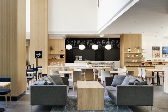 フェアフィールド・バイ・マリオット札幌 カフェ