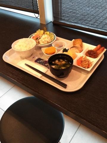 スマイルホテル松山 朝食