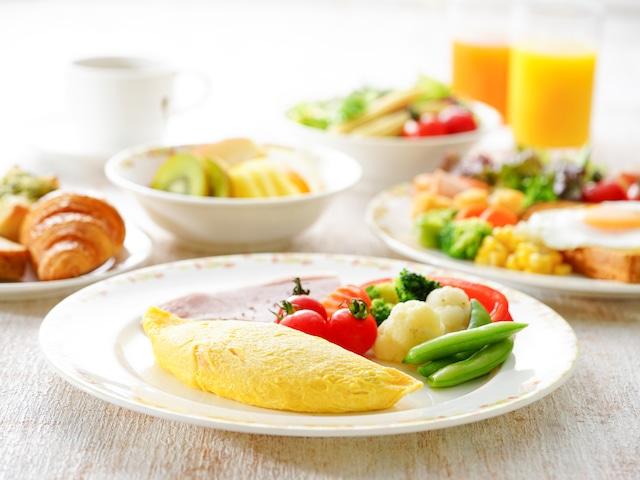 ホテル日航大阪 朝食イメージ