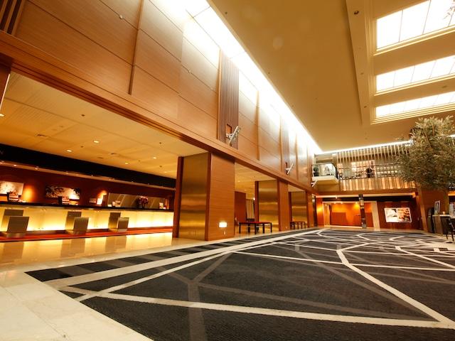 ホテル日航大阪 ロビー