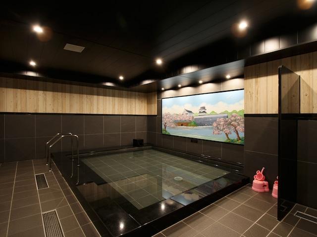 ホテル・トリフィート博多祇園 大浴場