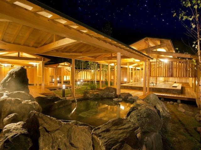 安比高原温泉ホテル 白樺の湯