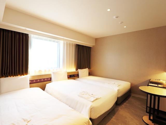 変なホテル奈良 ツインエキストラ 23.3~25.8㎡