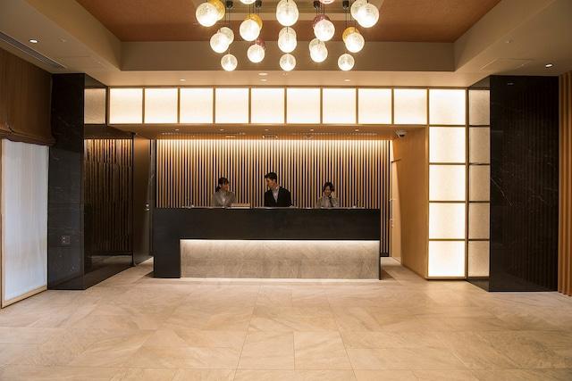 Tマークシティホテル札幌大通 レセプション