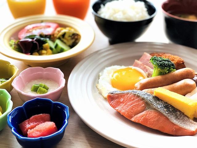 Tマークシティホテル札幌大通 朝食(セットメニュー)