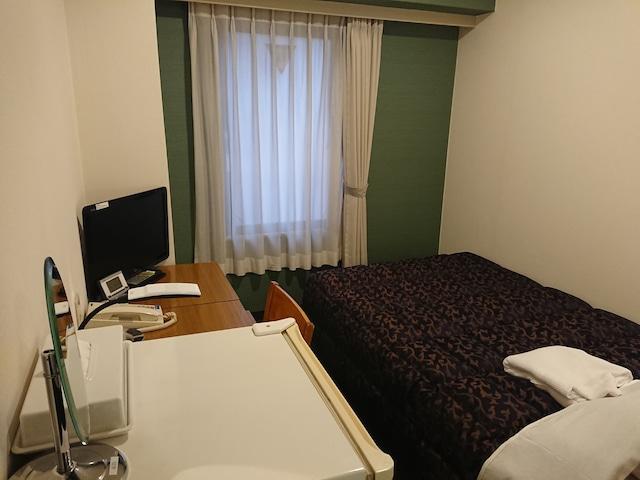 レジデンスホテル ウィル新宿 シングルルーム(セミダブル)