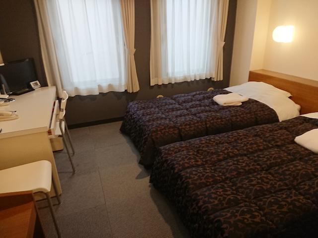 レジデンスホテル ウィル新宿 ツインルーム