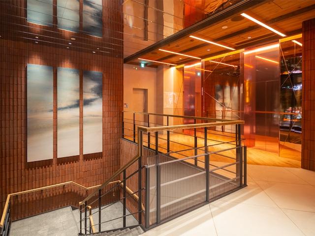ザ ノット 札幌 2階エレベーターホール
