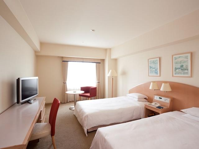 ホテルヒューイット甲子園 モデレートツイン