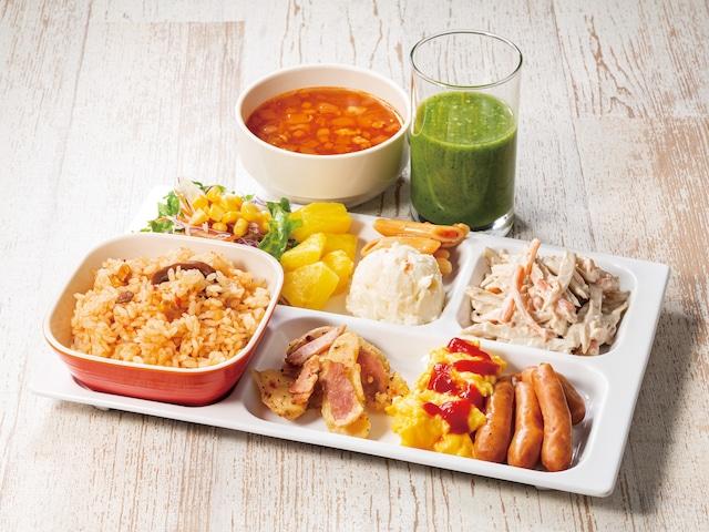 コンフォートホテル京都東寺 朝食