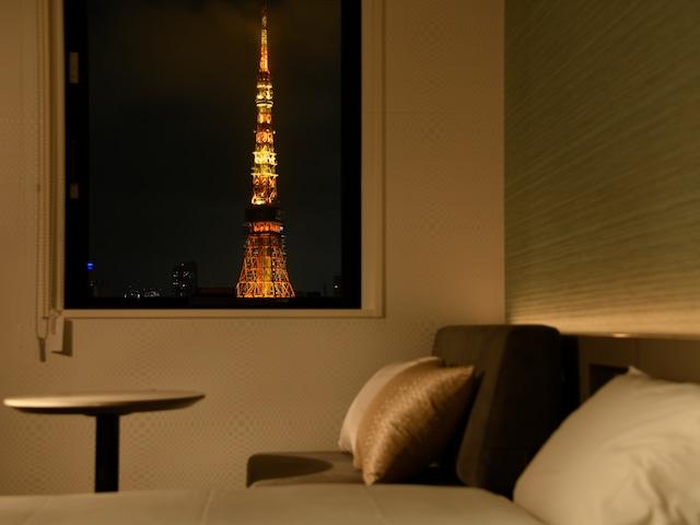 変なホテル東京 浜松町 タワービュー