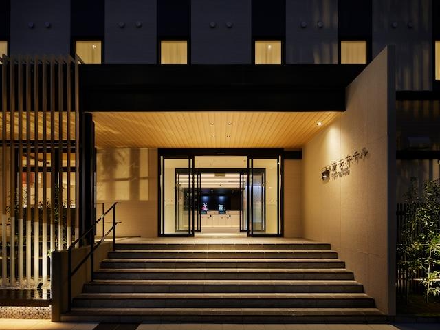変なホテル小松駅前 エントランス