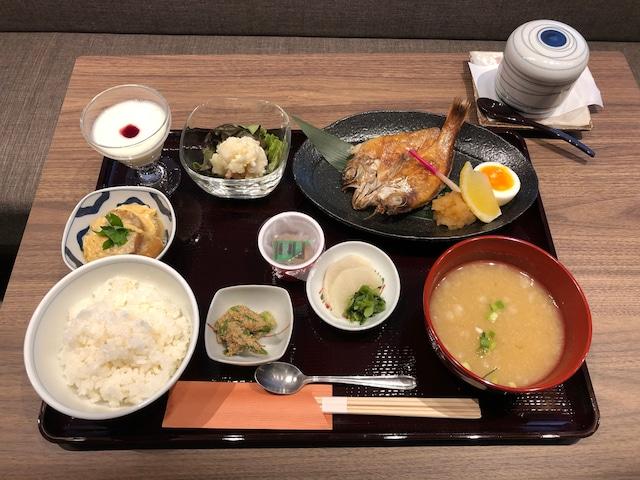 変なホテル小松駅前 朝食