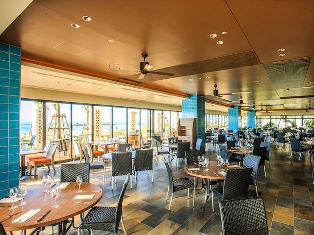 シェラトン沖縄サンマリーナリゾート レストラン【ザ・グリル】