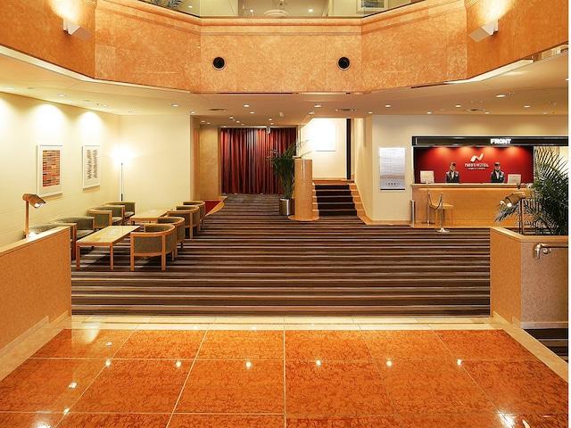 ネストホテル札幌駅前 ロビー