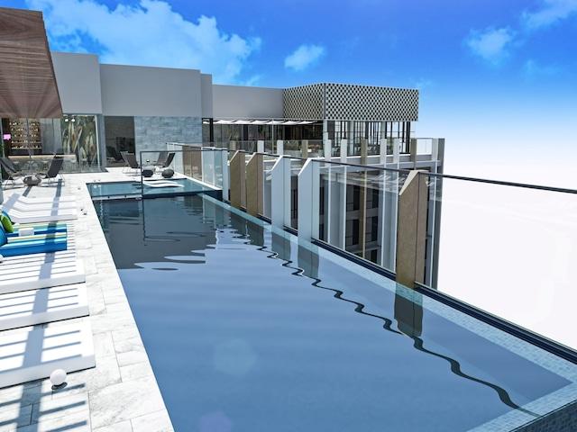 ヒューイットリゾート那覇 プール(イメージ)※実写は2021年8月掲載予定