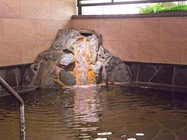 天然温泉八百治の湯 八百治博多ホテル 八百治の湯