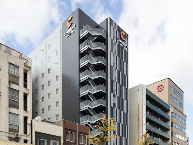 コンフォートホテル松山 外観