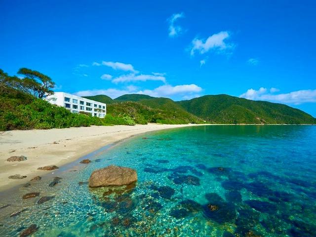 THE SCENE amami spa&resort 外観