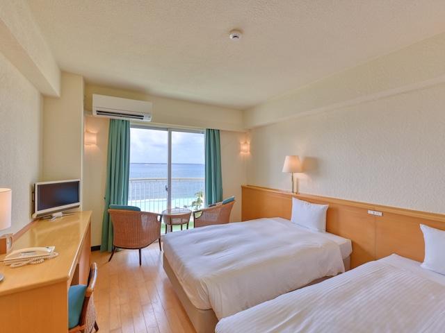 石垣島ビーチホテルサンシャイン 本館 / スタンダードオーシャンビュー