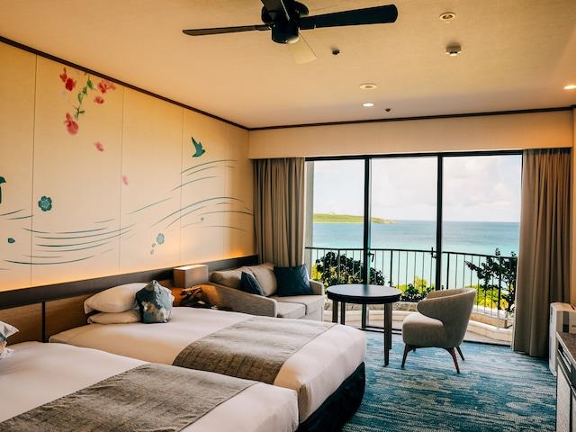 宮古島東急ホテル&リゾーツ デラックスツイン/オーシャンウィング