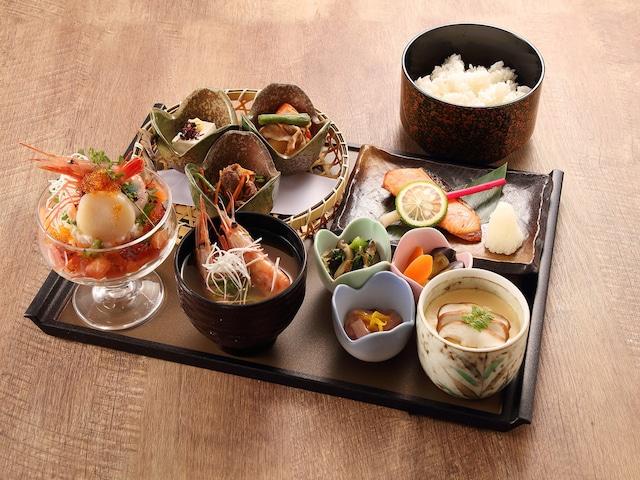 ホテルレンブラントスタイル札幌 朝食 和定食
