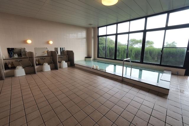 屋久島グリーンホテル 大浴場