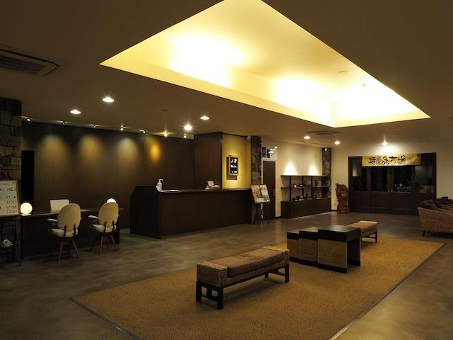 屋久島グリーンホテル ロビー
